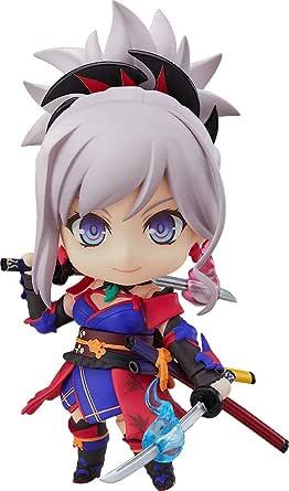 ねんどろいど Fate/Grand Order セイバー/宮本武蔵 ノンスケール ABS&PVC製 塗装済み可動フィギュア