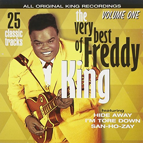 Very B.O. Freddy King 1