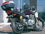 GIVI(ジビ) バイクモノラック用フィッティング(341F) XJR1200/XJR1300 トップケース用ステー 90143
