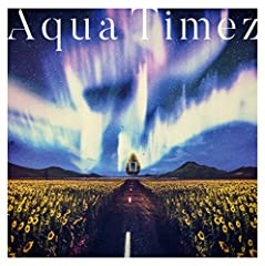 Aqua Timez「魔法を使い果たして」のジャケット画像