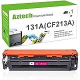 Aztech 1Pack Compatible for HP 131A 131X CF211A CF210X CF210A CF212A CF213A Toner Cartridge for HP Laserjet Pro 200 Color M25