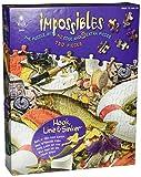 Impossible 750-pieceフック、線とSinkerパズル