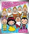 ディズニーSnowホワイトand the Seven Dwarves 3d Figureキーリングブラインドバッグアクセサリー
