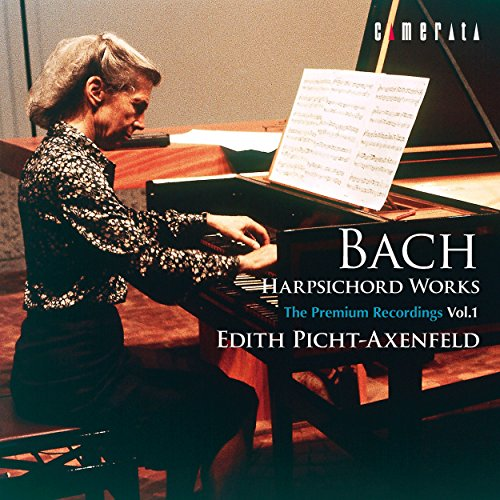 フーガの技法 より 8度のカノン BWV1080