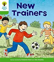 Oxford Reading Tree: Level 2: Stories: New Trainers by Roderick Hunt(2011-01-01)