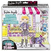 Fashion Angels Pet Lovers Fashion Full Size Sketch Portfolio [並行輸入品]