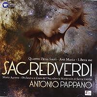 Sacred Verdi by Antonio Pappano (2013-12-17)
