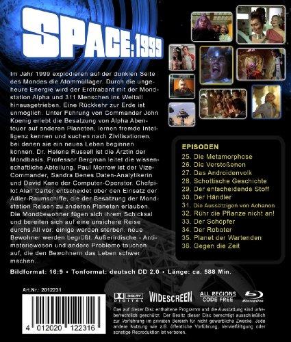 SPACE:1999 ( Mondbasis Alpha 1 ) Vol. 3 Folge 25-36