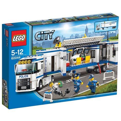 レゴ (LEGO) シティ ポリスベーストラック 60044
