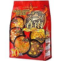 ひかり味噌 選べるスープ春雨スパイシーHOT  10食