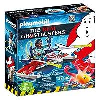 Playmobil Ghostbusters Zeddemore with Jet Ski / ゴーストバスターズZeddemoreでプレイモービルジェットスキー
