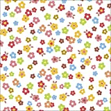 タカ印 ラッピングペーパー 49-1556 花柄 ピッコロフラワー 半才判 50枚