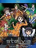 Stellvia Complete Series Blu-Ray(宇宙のステルヴィア 全26話)