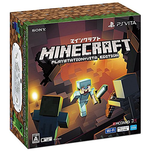 PlayStation Vita Minecraft Special Edition Bundle【Amazon.co.jp限定】CYBER液晶&背面タッチパッド 保護フィルム (指紋防止タイプ)付