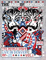 Band of Heathens / Double Down: Live in Denver 1 [DVD+CD] [Import]