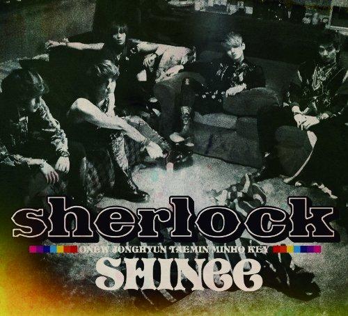 Sherlock [Japanese ver.](MEET&GREET応募券封入)(通常盤)