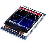 TFT LCDモジュール1.44インチ液晶ディスプレイモジュールTFT LCDスクリーン、128x128 SPI、画像グラフィックカラースクリーン、Arduino用5110 OLED 5Vを交換する51 STM32 Arduinoルーチン
