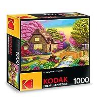 Dream Cottage Retreat by : Kodakプレミアムパズル1000pc