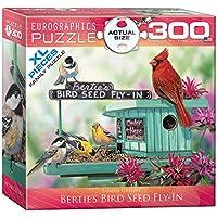 Eurographics Bertieの鳥シードfly-inパズル( 300-piece )