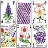 PLAYING CARDS  Cottage garden
