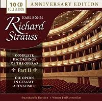 Strauss: Complete Recordings of the Operas, part 2 by Dietrich Fischer-Dieskau