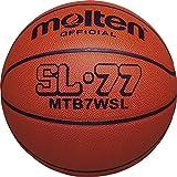 molten(モルテン) バスケットボール 検定7号球 MTB7WSL