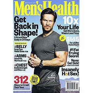 Men's Health [US] February 2018 (単号)