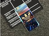 iPhone 6 ケース,Apple iPhone 4.7 【adidas】(アディダス) 大人気 型押し ロゴデザインケース 海外限定品BD-17-18