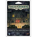 Fantasy Flight Arkham Horror Murder at The Excelsior Hotel Card Game