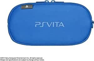 PlayStation Vita キャリングポーチ ブルー (PCHJ-15008)
