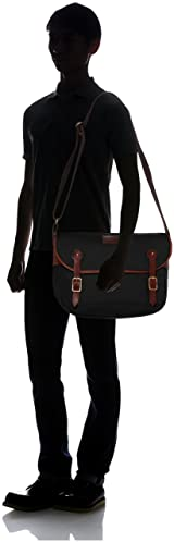 The Hunters Bag L: Black
