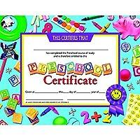 証明書Preschool 30-set by Hayes School出版