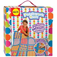 ALEX Toys Craft Patchwork Quilt Lacing Kit by ALEX Toys