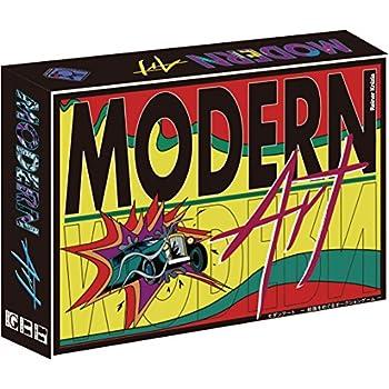 モダンアート (Modern Art) 日本語版 ボードゲーム