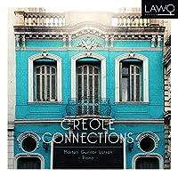 Creole Connections by Morten Gunnar Larsen: piano