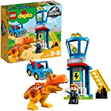 LEGO® DUPLO® Jurassic World T. rex Tower 10880 Playset Toy