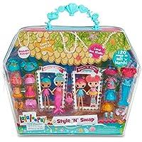 [Lalaloopsy]Lalaloopsy Minis Style 'N' Swap Multipack Doll Mermaid 541370 [並行輸入品]