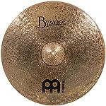 MEINL Cymbals マイネル Byzance Dark Series ライドシンバル 24