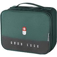 救急箱 薬箱 収納箱 ツールボックス 応急ボックス 多機能収納ケース 携帯 大容量 かわいい 取っ手付き 緊急 防災 薬…