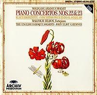 Piano Concerti 22 & 23