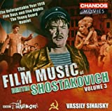 Film Music of Dmitri Shostakovich