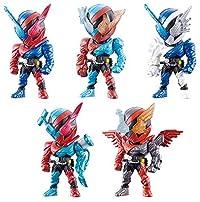 仮面ライダービルド REMIX RIDERS 01 全5種セット ガチャガチャ