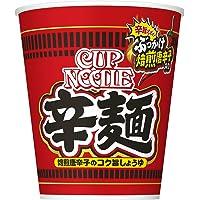 日清食品 カップヌードル 辛麺 82g×20個