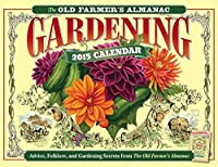 The Old Farmer's Almanac 2015 Gardening Calendar