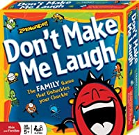 Don't Make Me Laugh! The Silly Reinvented Charades Party Game | Hilarious for Families and Kids | Multi-Award Winner [並行輸入品]