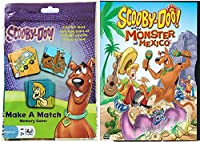 What's New Scooby-Doo? Cartoon & Scooby Doo action Figures Twin Pack - Frightface Scooby and Frankenstein's Monster -