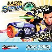 [バンザイ]Banzai Laser Stream NIGHT STRIKE/レーザーストリーム ナイトストライク ハイパワー 強力 水鉄砲