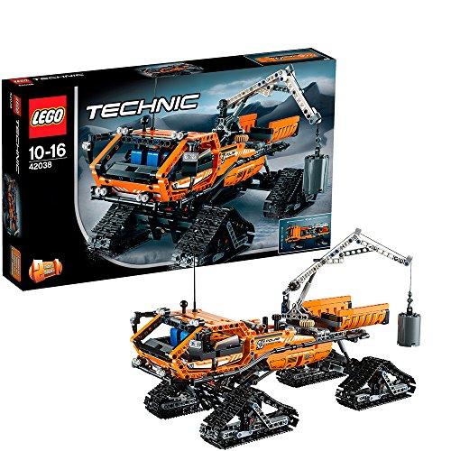 レゴ (LEGO) テクニック アークティック・トラック 42038