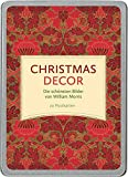 Christmas Decor: Die schoensten Bilder von William Morris