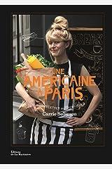 Une américaine à Paris Hardcover